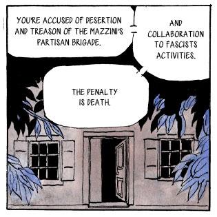 that house graphic novel francesco saresin