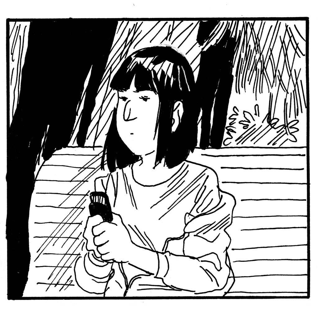 marcello e giuseppina storia a fumetti francesco saresin
