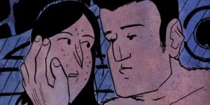 cover storia a fumetti quella casa francesco saresin
