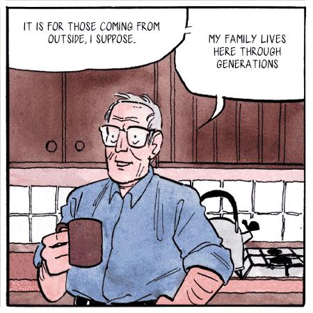 that house comic