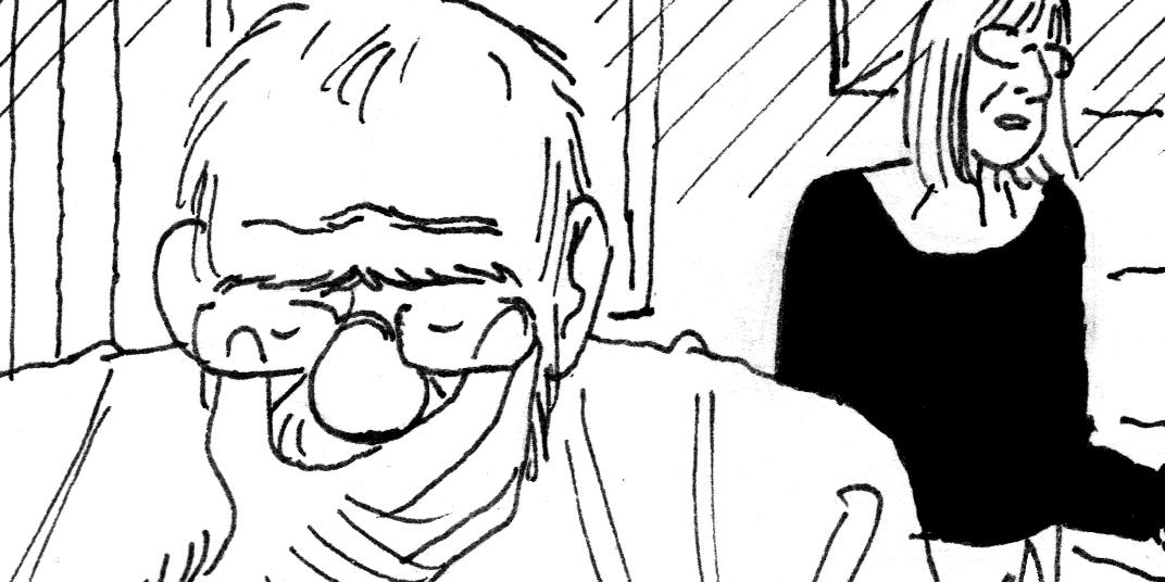 Professore_francesco_saresin_storia_a_fumetti_cover