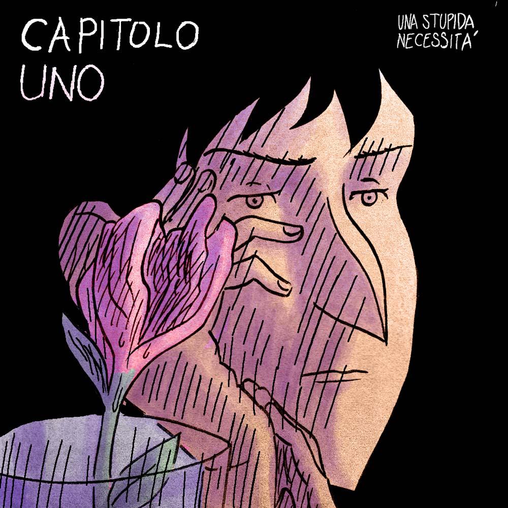 fumetto online graphic novel di francesco saresin, webcomic letterario, , slice of life